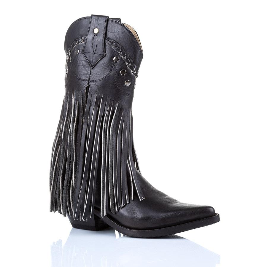 Calzado estilo boho-chic para mujer