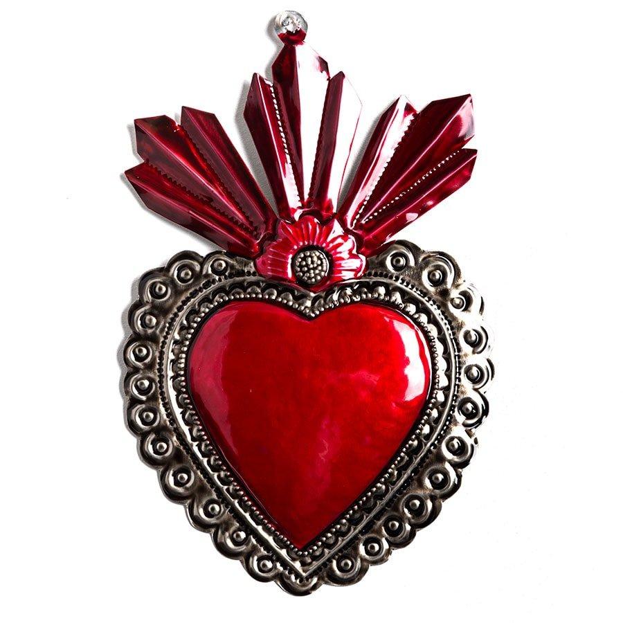 Corazón de hojalata de Oaxaca