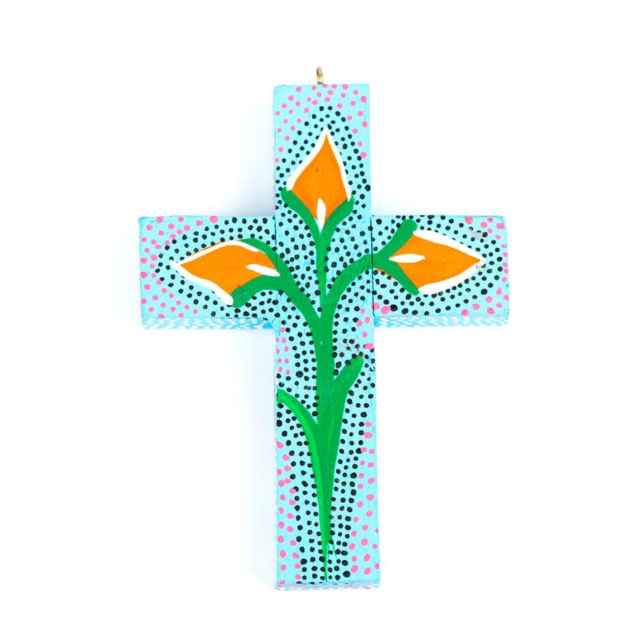 Cruces de madera de Oaxaca