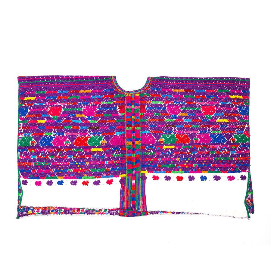 huipiles bordados a mano de Guatemala