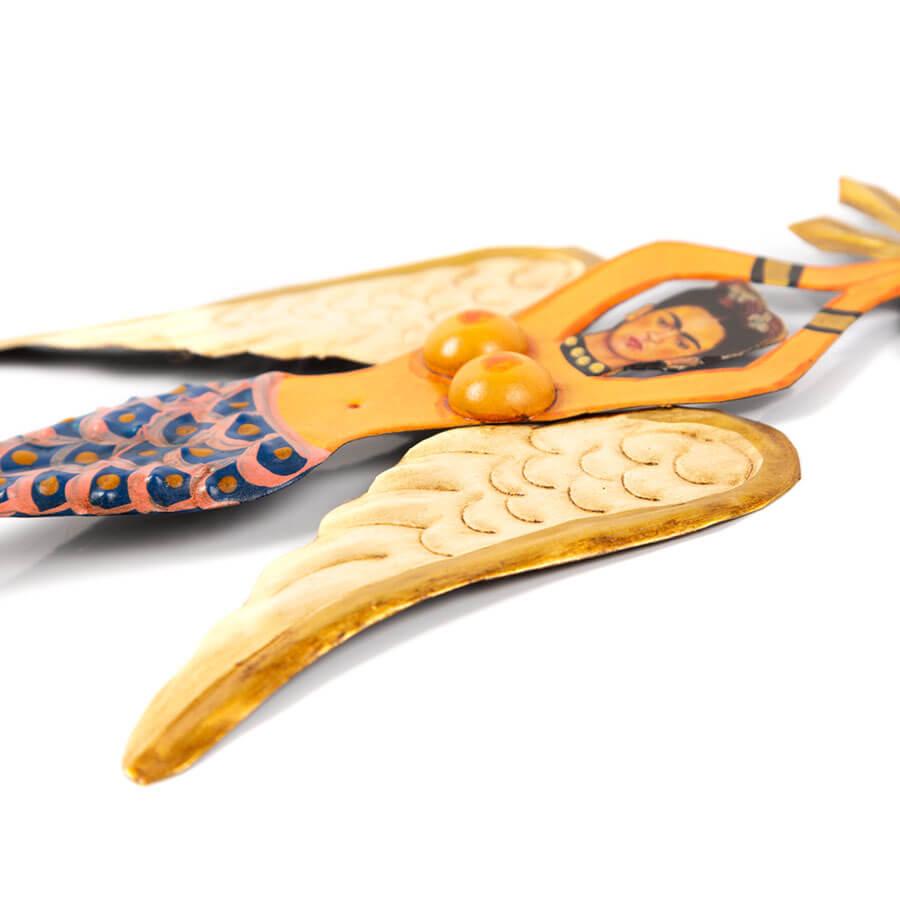 Frida Kahlo Sirena con Alas