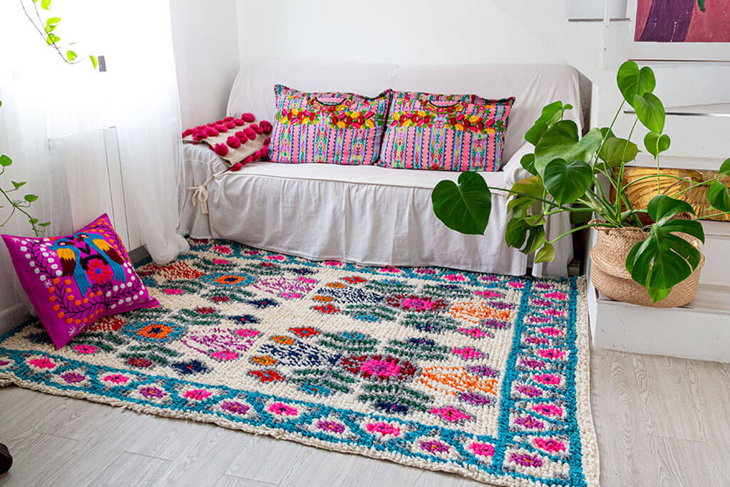 Decoración boho chic