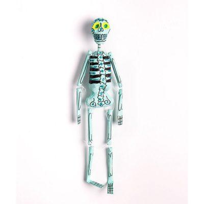 Esqueleto Mexicano de Cartoneria